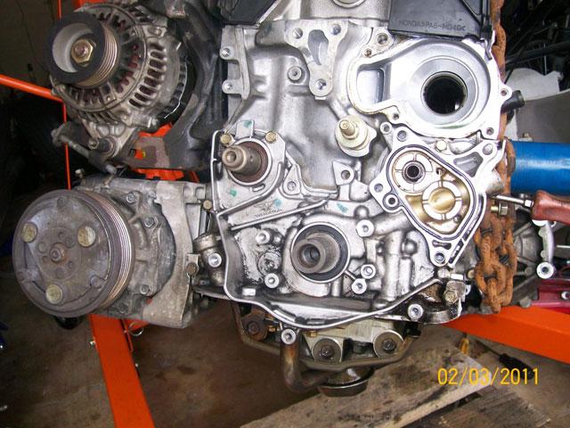 replace oil pump extremepreludecom