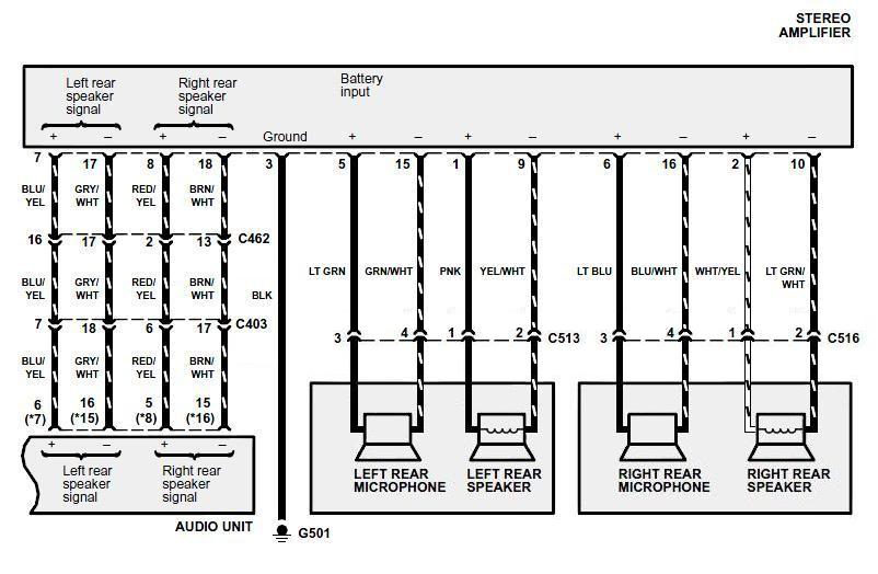 honda speakers wiring diagram how to bypass afbs amplifier  acoustic feedback system  how to bypass afbs amplifier  acoustic