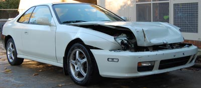 98 parts car