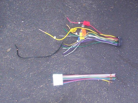 aftermarket wiring
