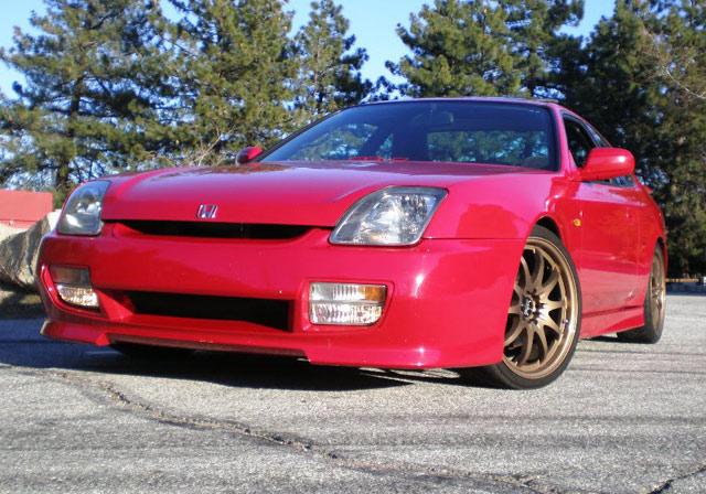 VIS Racing Mugen replica front bumper