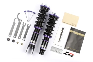 D2 Racing RS Coilovers - New