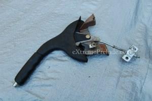E-brake Handle