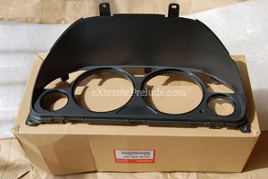 JDM Type-S Carbon Fiber Bezel - New