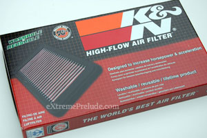 K&N Replacement Air Filter - New