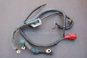 OEM H22a4 Battery Harness
