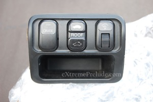 OEM Cruise / Moon Roof / Dimmer Switches with Bezel