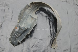 OEM Driver Fender Splash Shield