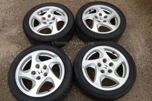 OEM Prelude Wheels