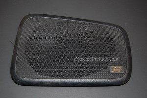 OEM Driver's Side Rear Speaker Cover