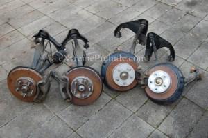 OEM Spindles/Hubs - 5-Lug Swap