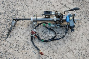 Immobilizer, Ignition, Steering Column and Key