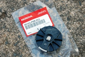 OEM Distributor Cap and Rotor - New