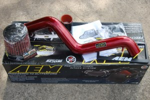 AEM Short Ram Intake - New