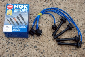 NGK Spark Plug Wire Set - New