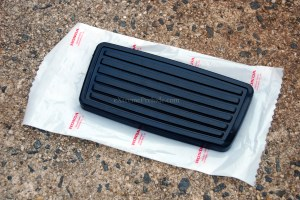 OEM Automatic Brake Pedal Cover - New