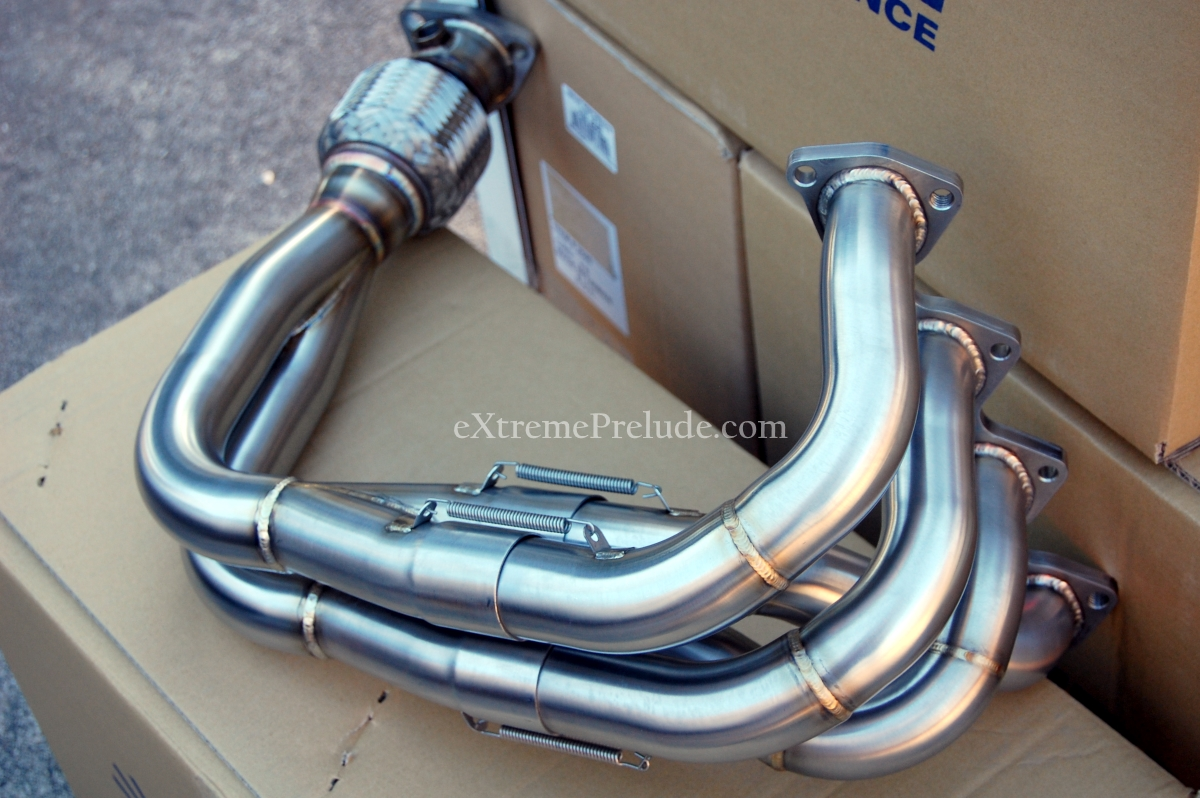 featured parts - exhaust
