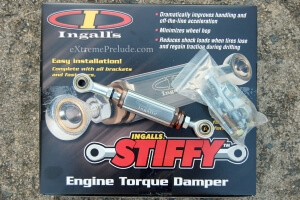 Ingalls 'Stiffy' Engine Torque Damper - New