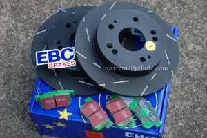 EBC Brake Kit Stage 2 - New