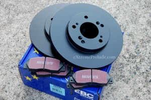 EBC Brake Kit Stage 1 - New