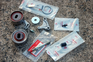 Manual Tensioner Conversion Kit - New