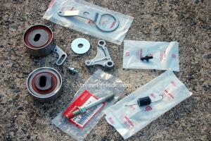 Manual Tensioner Conversion Kit - New
