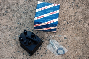Bosch Distributor Cap and Rotor - New