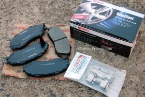 Bosch Ceramic Brake Pads - New