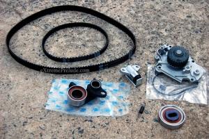 Gates Timing Belt Kit - New