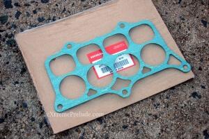 OEM H22a4 Intake Manifold Plenum Gasket - New
