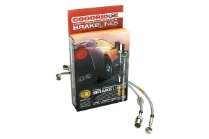 Goodridge Stainless Steel Brake Line Kit - New