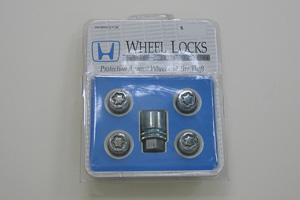 OEM Wheel Locks - New