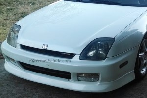 OEM Replica Front Bumper Lip - New