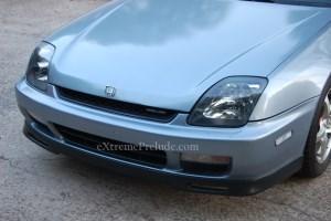 P1 Polyurethane Front Bumper Lip - New