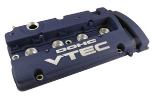 JDM SiR Blue Valve Cover - New