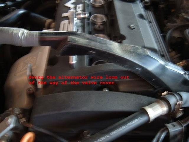 alternator harness