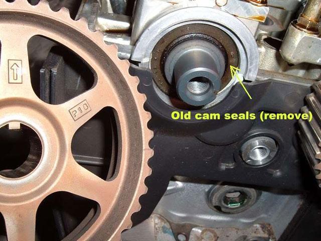 remove cam seals
