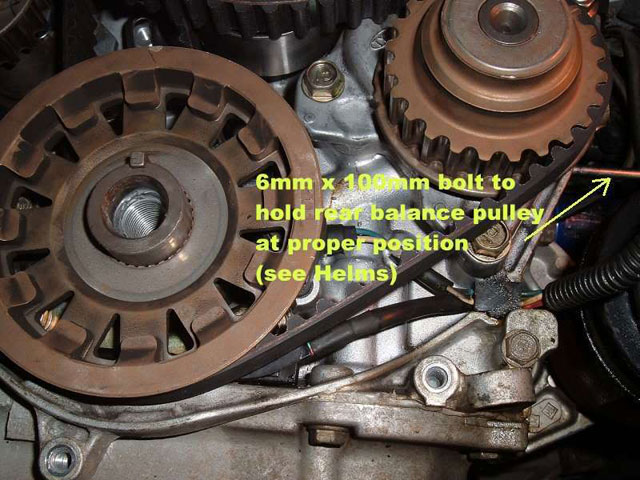 balance gear alignment