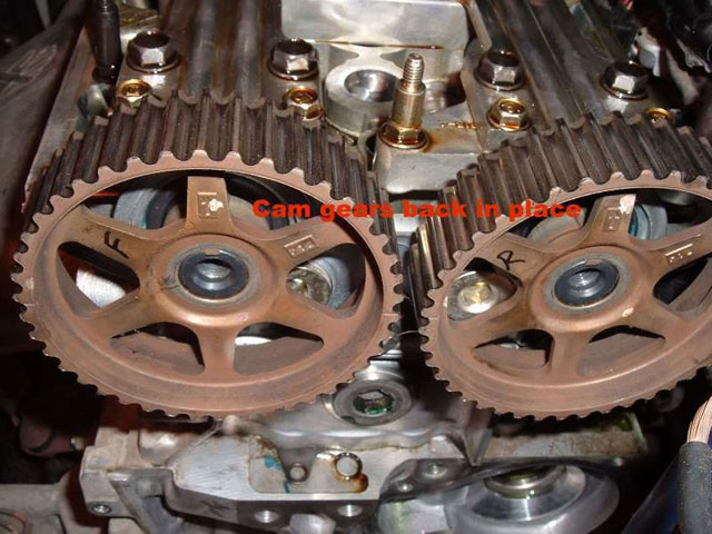 install cam gears