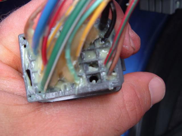 Honda Crv Door Wiring Harness : Service manual repairing honda prelude door cable