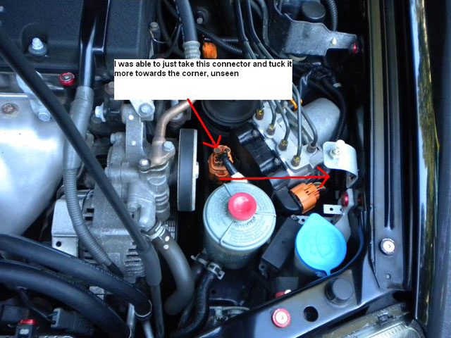 How to: Engine Wire Tuck - eXtremePrelude.com