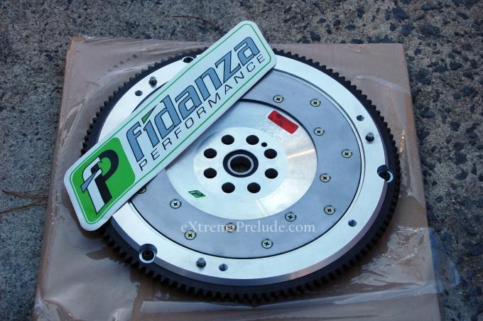 Fidanza 8lb Flywheel